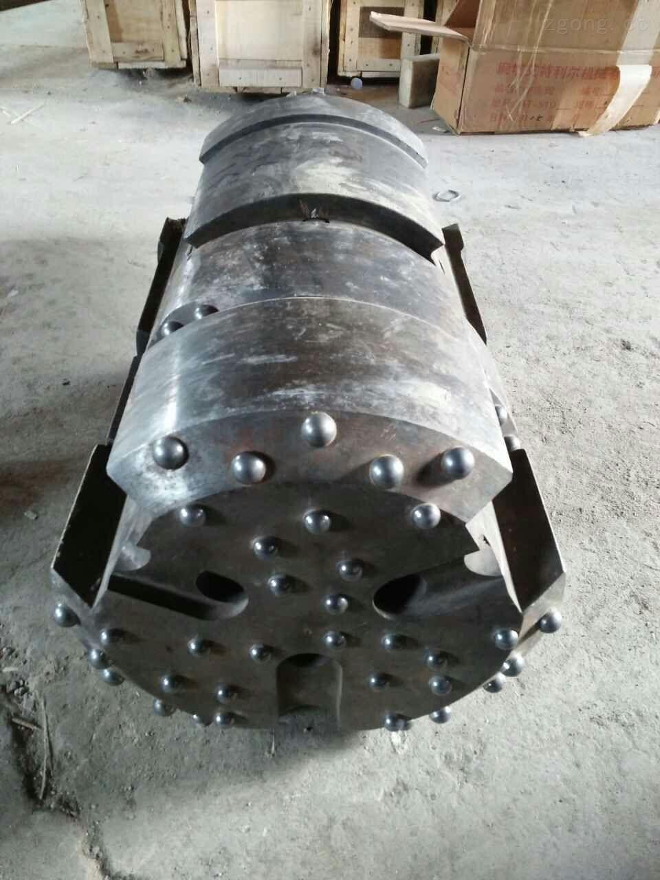 325偏心钻头配套325套管使用