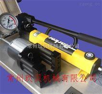 美国PARKER派克手动钢管卡套预装机 原装进口