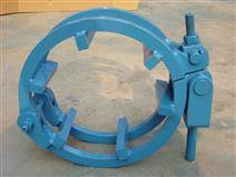 大型管道外液压外对口器千斤顶管道对口器输油管道焊接对口器