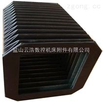 方形风琴防护罩,升降机专用防护罩