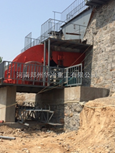 重锤破是矿山机械领域中必不可少设备