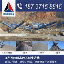 日产1000吨铁矿石破碎生产线,铁矿石加工设备价格