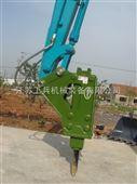 内蒙古购买工兵液压破碎锤YSW-30如何选购钎杆形状