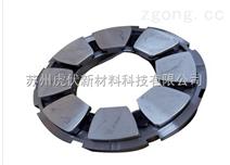 批量定制生产各规格汽轮机瓦块