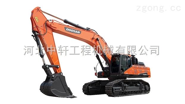 斗山DX520LC-9C挖掘机配件