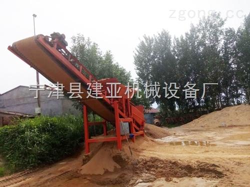 节能环保型电动筛沙机