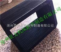 北京液压升降机方形风琴防尘罩专业供应商