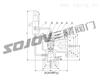 Ax46F先导式安全阀