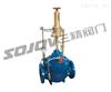 500X-10泄压阀结构特点和用途500X